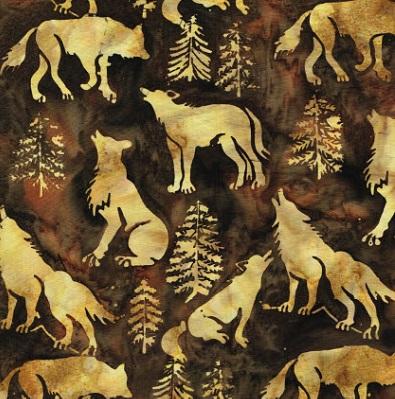 Batik Wolves-SH16-RCL-L Palamino