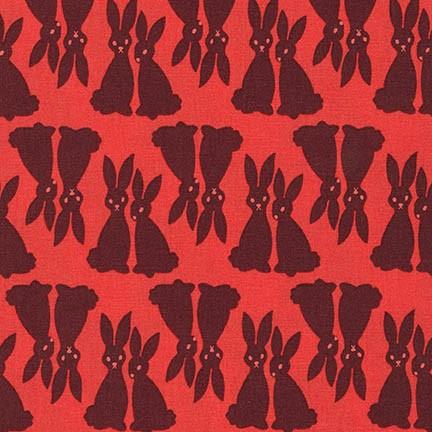 Red Bunnies Pacific K 15874-114 Brick