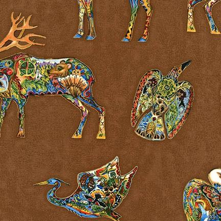 Animal Spirits 2 Wildlife K 15819-169 Earth