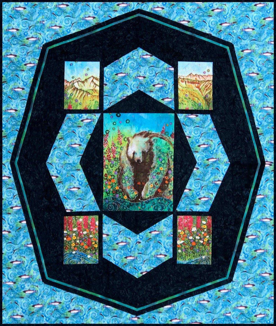 Alaska Dawn Quilt Kit