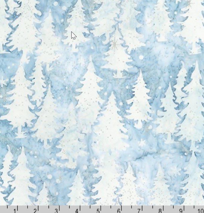 Batik Pines K 20345-63 Sky