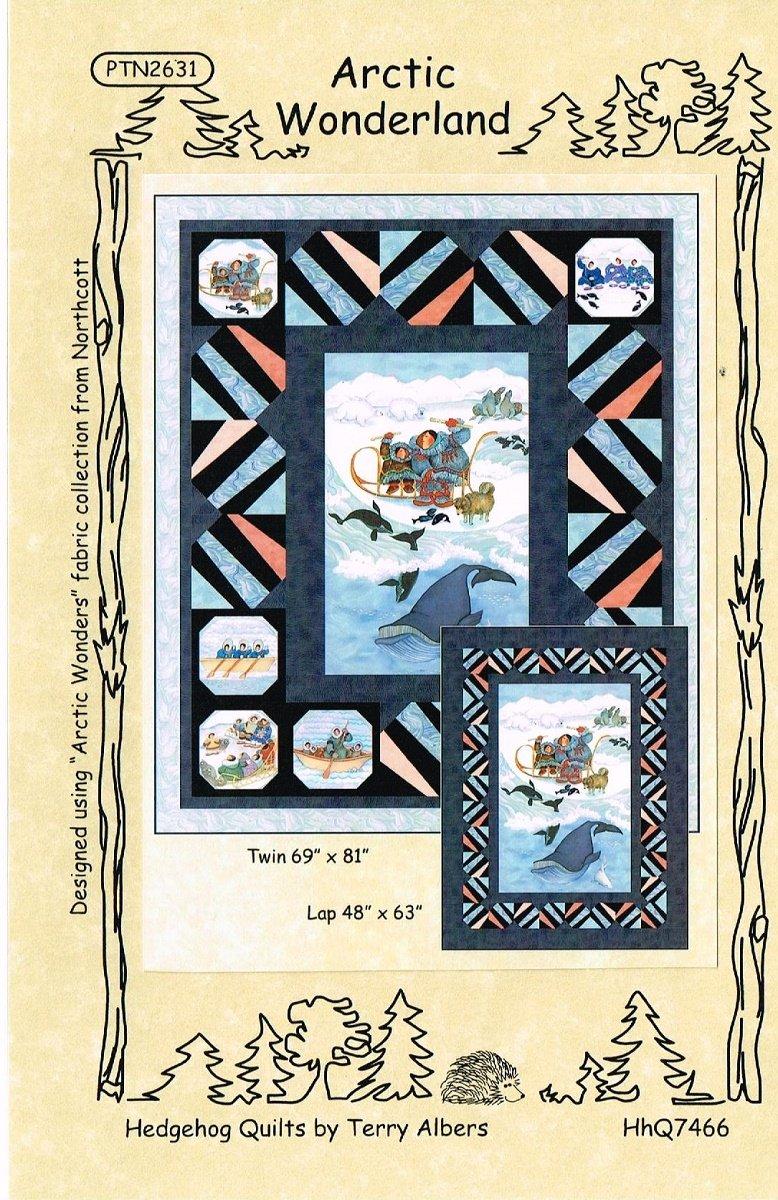 Arctic Wonderland Pattern