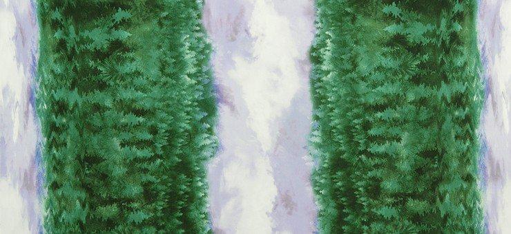 Enchanted Pines K 15466-208 Dawn