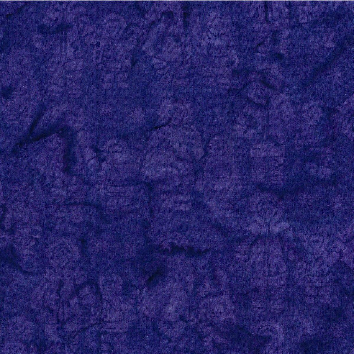 Batik Eskimo Family SH20-Purple