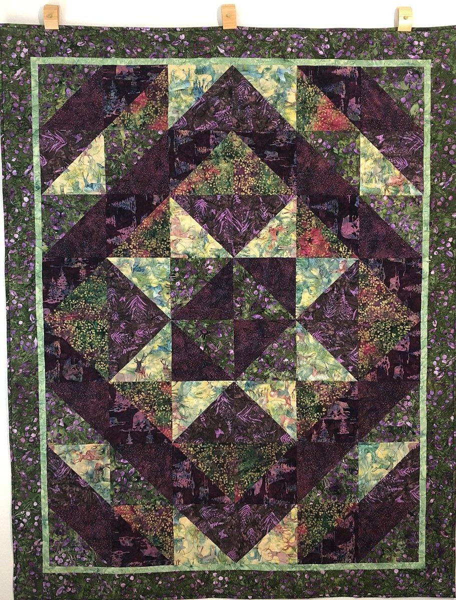 Fireweed Bears Pattern