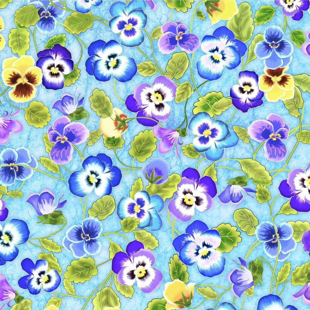 Garden Delight Pansy Only PB GDEL 4490 T Teresa Ascone
