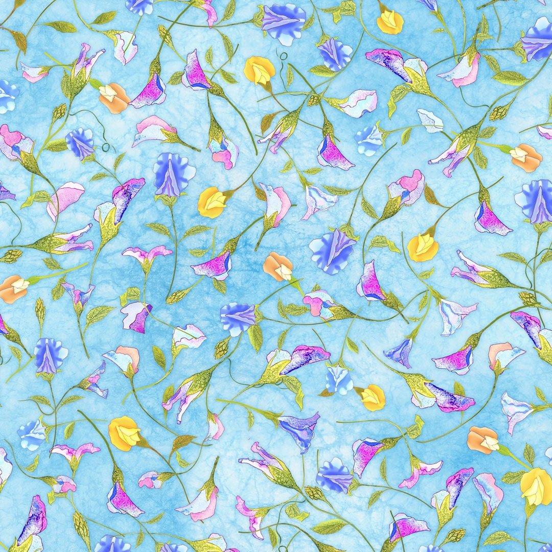 Garden Delight Small Floral PB GDEL 4491 T
