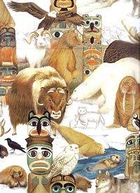 Alaskan Animals K 9774-170