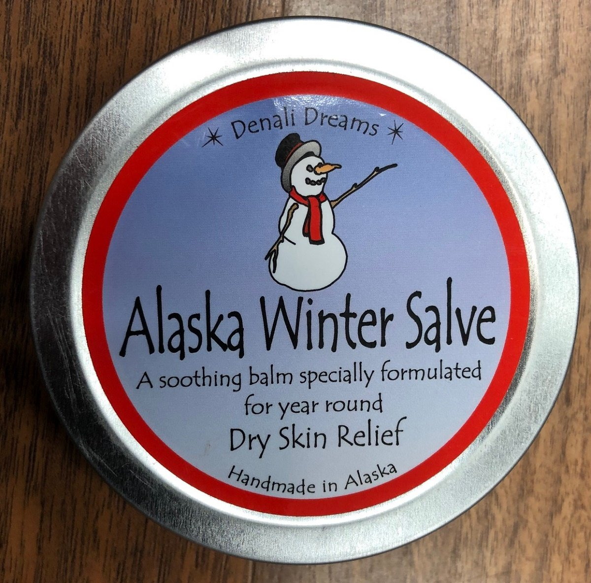 Alaskan Winter Salve Large 4 ounces