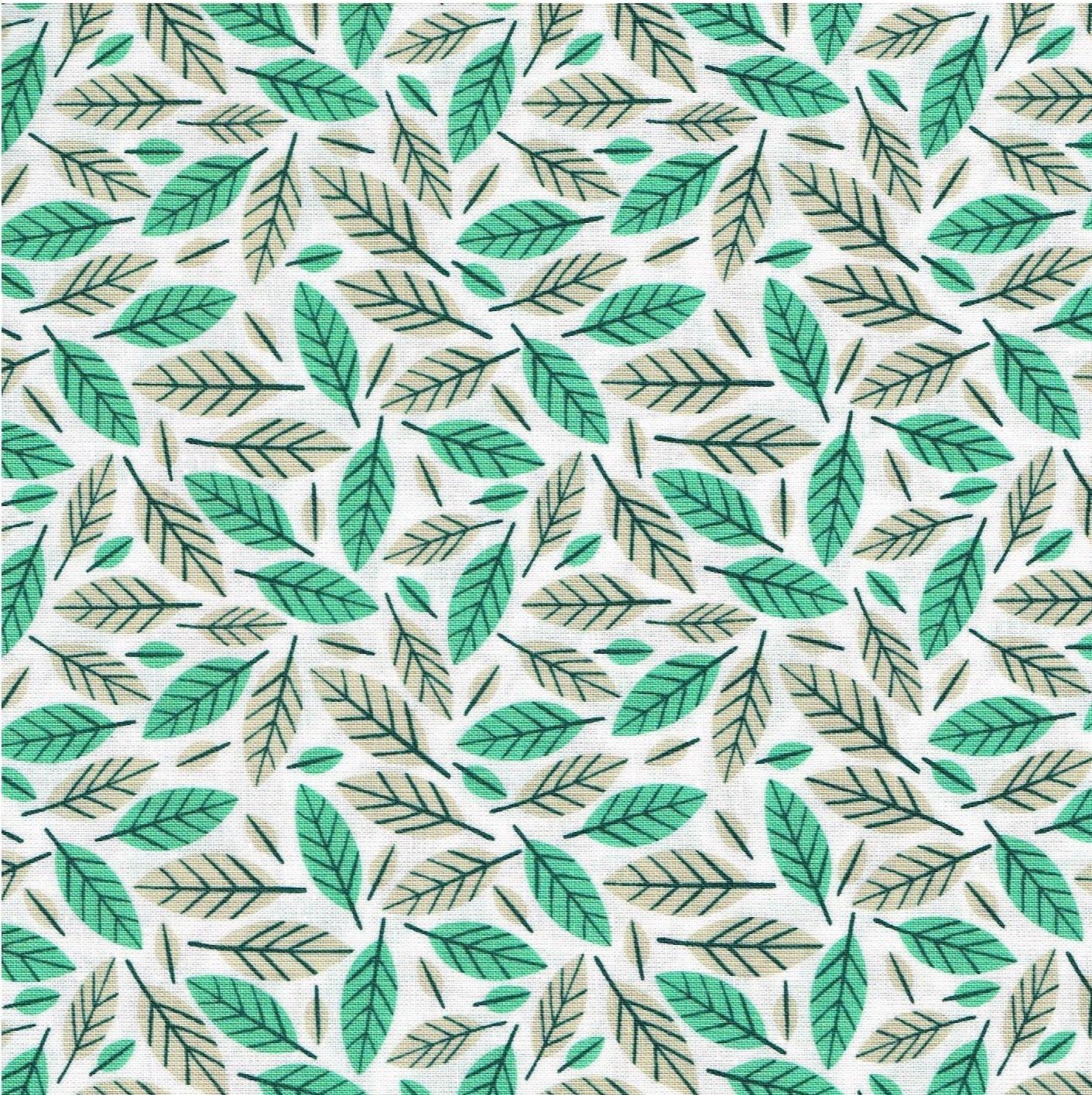 Green Leaves M 16702-11