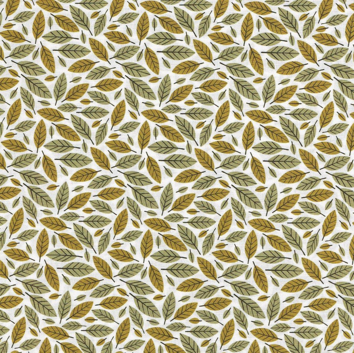 Brown Leaves M 16702-22