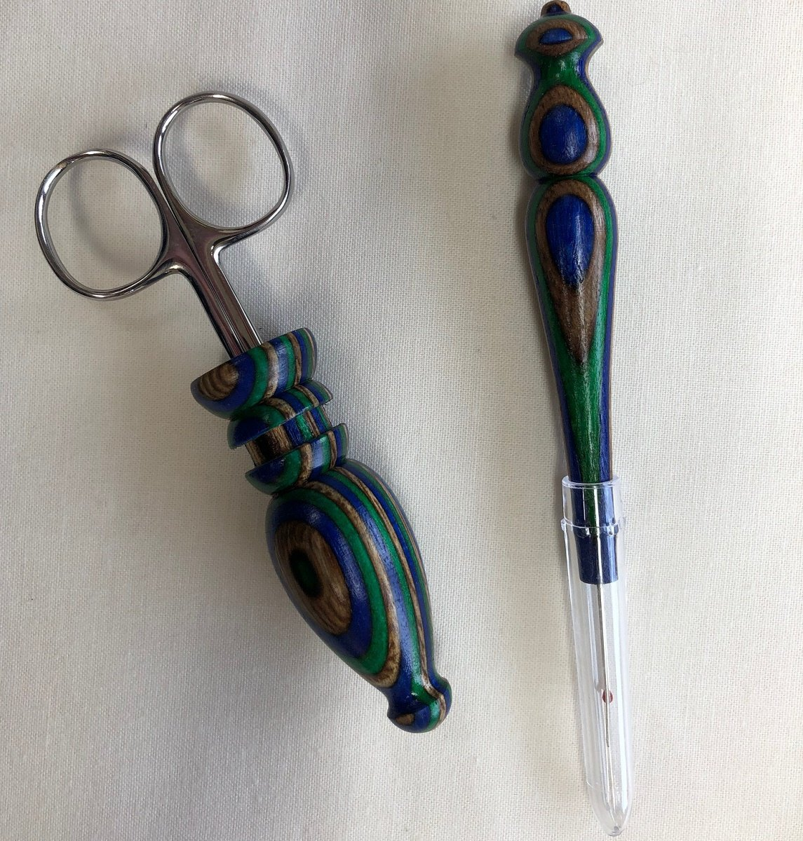 Scissor Seam Ripper Set Royal Kelly W29
