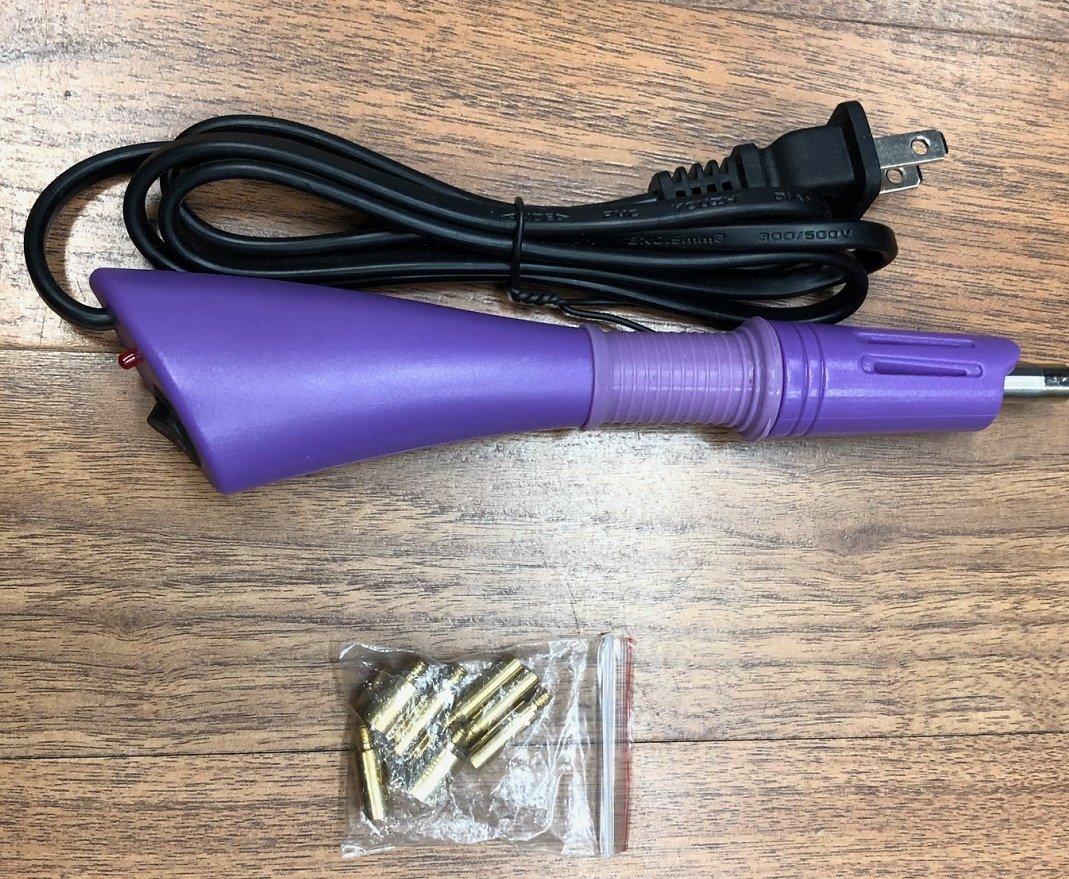 Crystal Applicator Purple Tool 2