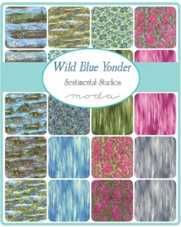 Wild Blue Yonder Charm Pack