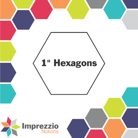 Hexagon 1 - 65 Pack