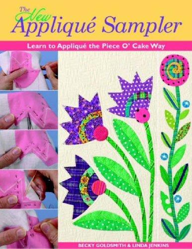 The New Applique Sampler - Becky Goldsmith