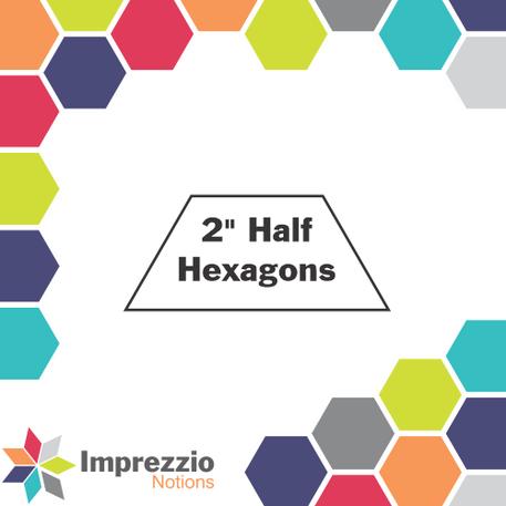 Hexagons - Half 2 -  50pk