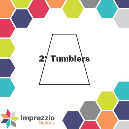 Tumbler 2 - 50 pack - Imprezzio