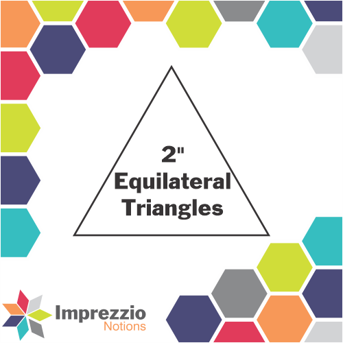 Equilateral Triangle 2 - 100 pack