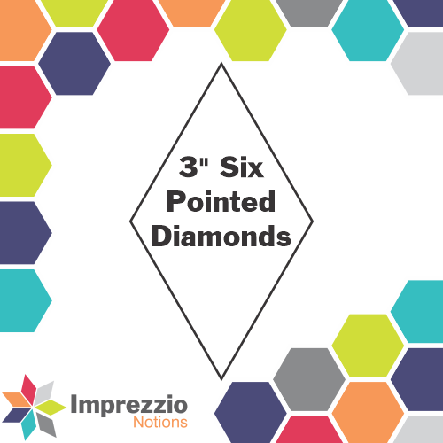 Six Pointed Star - Template 3