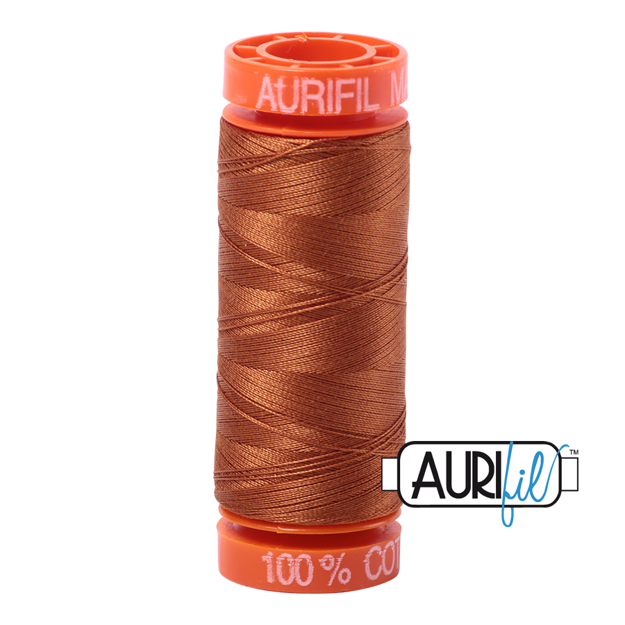 Aurifil - 2155 - 50wt - Cinnamon