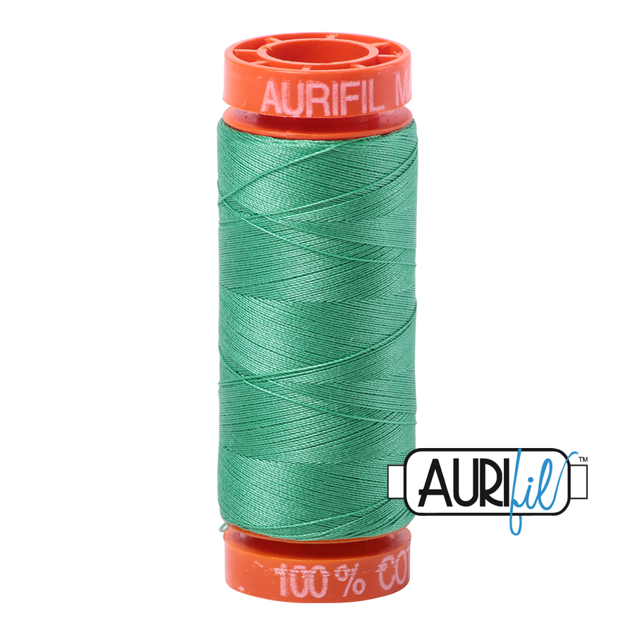 Aurifil - 2860 - 50wt - Light Emerald
