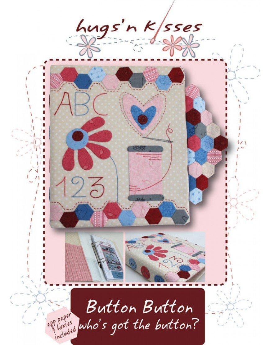 Button Button - Hugs N Kisses