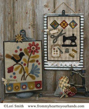Clipboard Quilts #4 - Lori Smith