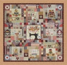 Libby's Mystery Quilt - Block of the Month