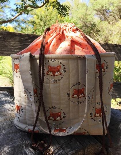 Foxy Basket - Kit