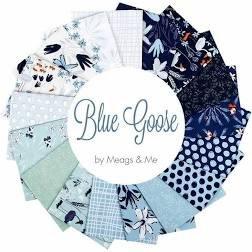 Blue Goose Fat Quarter Pack