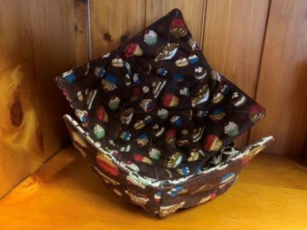 Kit - Soup Bowl Cozy Set of Two -