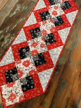 Blitzen Table Runner Kit