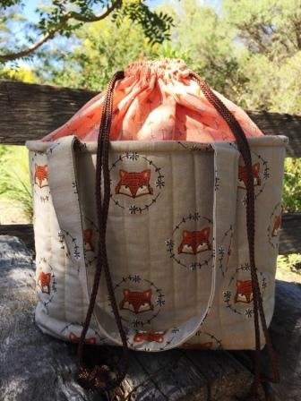 Foxy Basket - Pattern