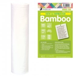Bamboo Wadding - by the metre - 240 wide
