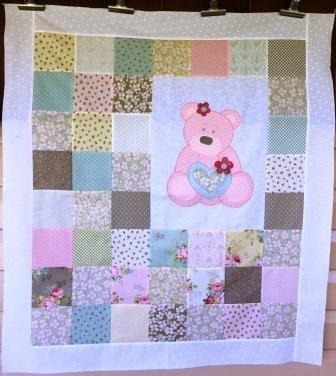 Kit - Miss Daisy Bear