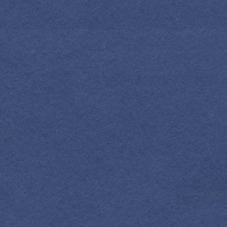 Wool Felt - Deep Sea Blue