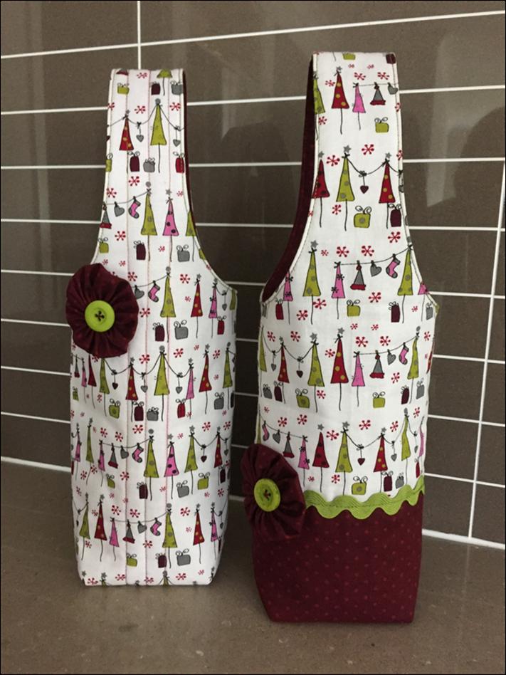 Kit - Wine Gift Bags