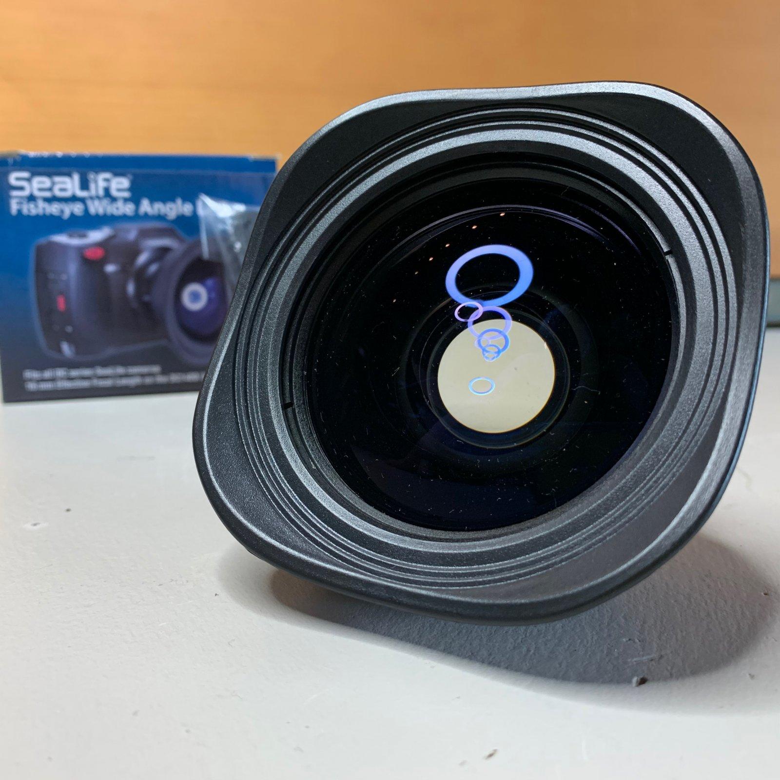 Fisheye Wide Angle Lens