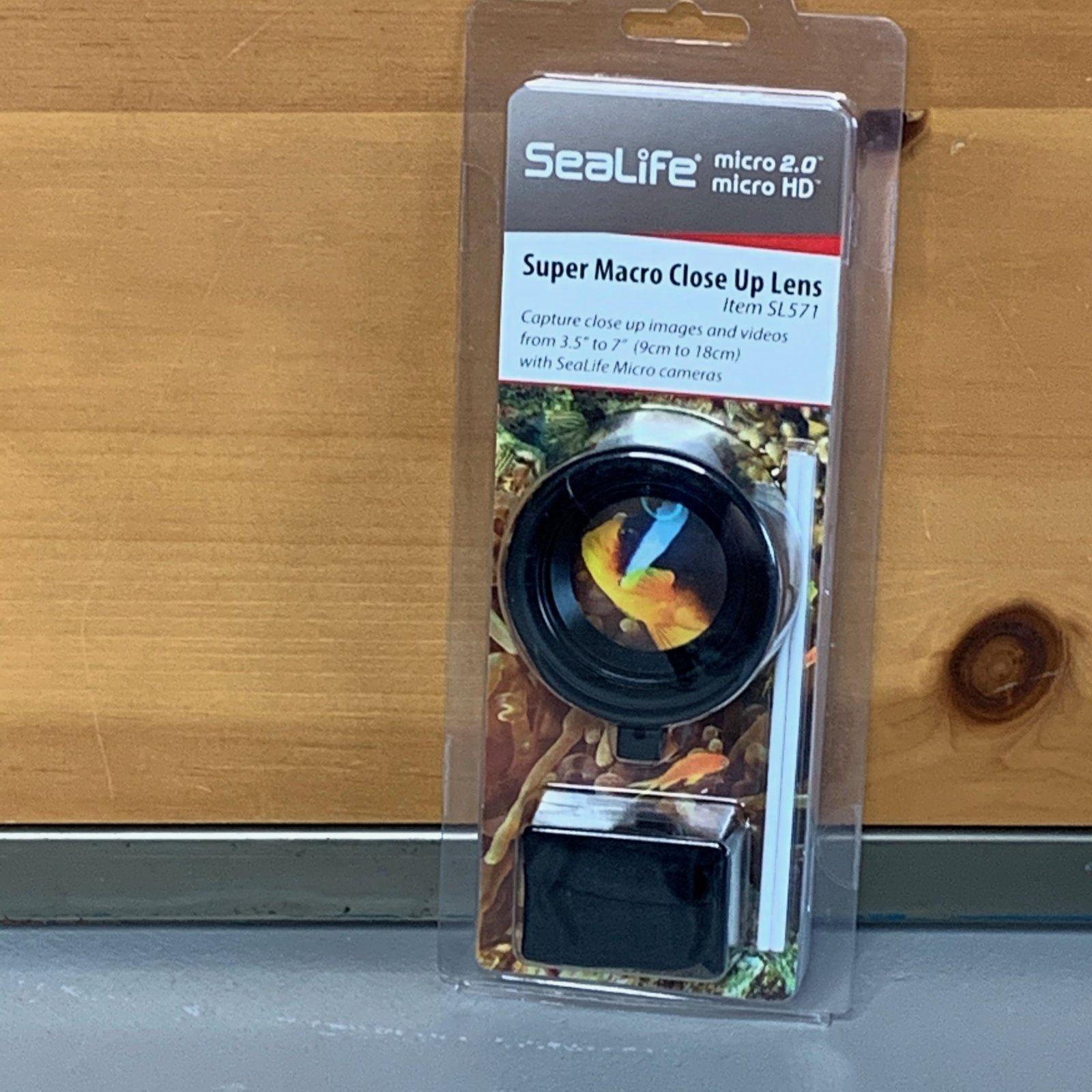 Super Macro Close-Up Lens For Micro