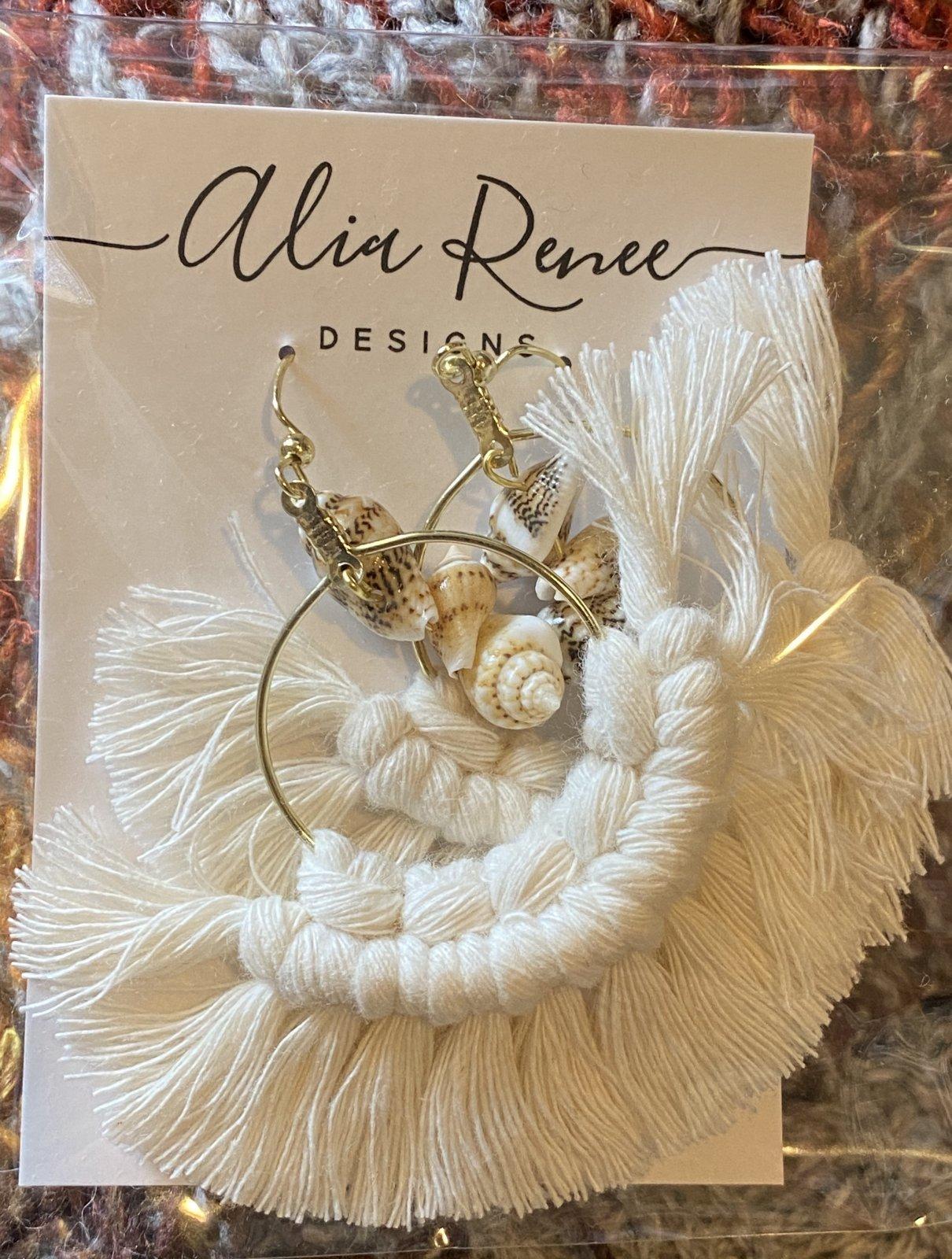 Shelly Hoop-Alia Renee Designs