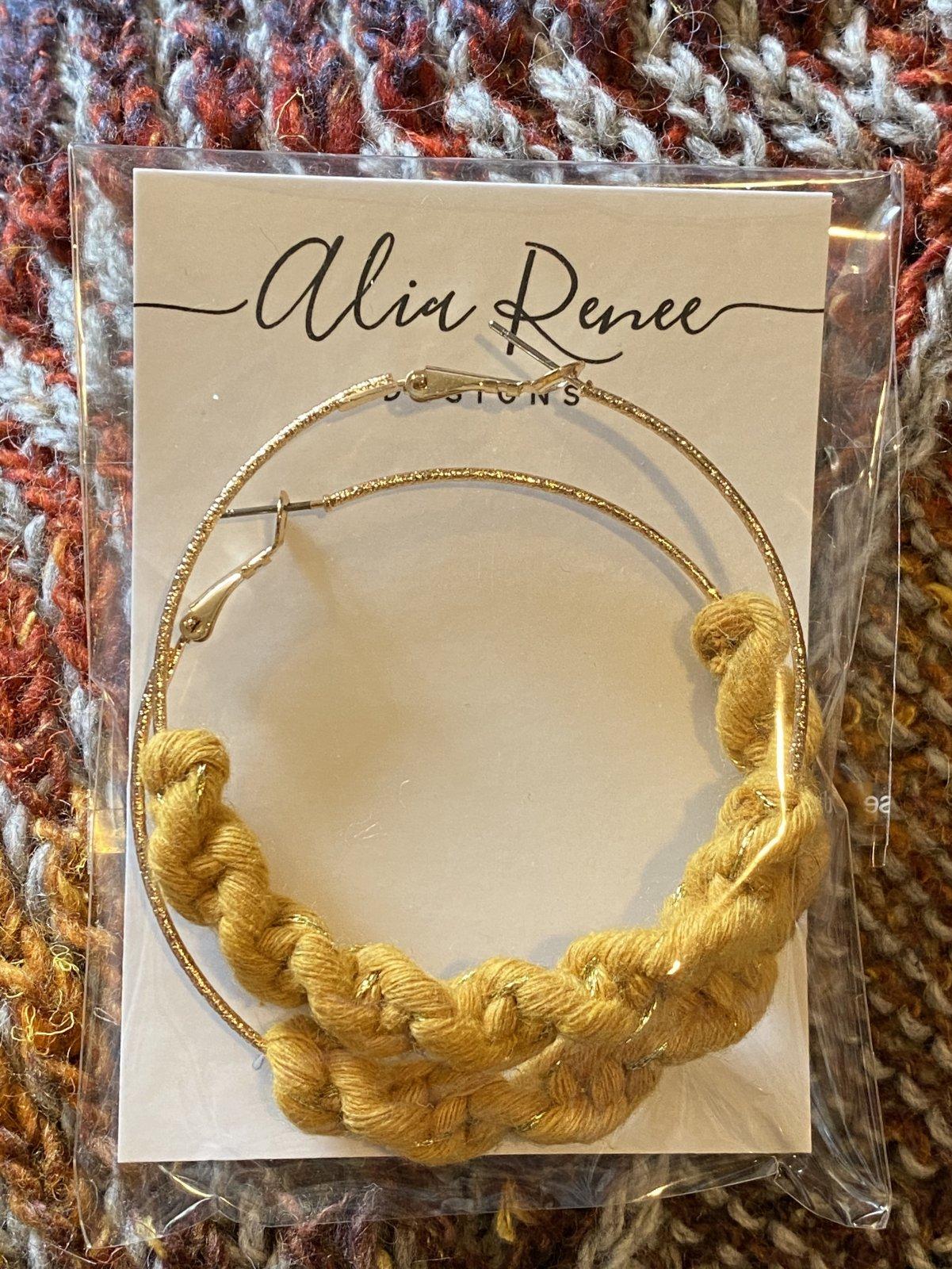 Kara Hoops-Alia Renee Designs