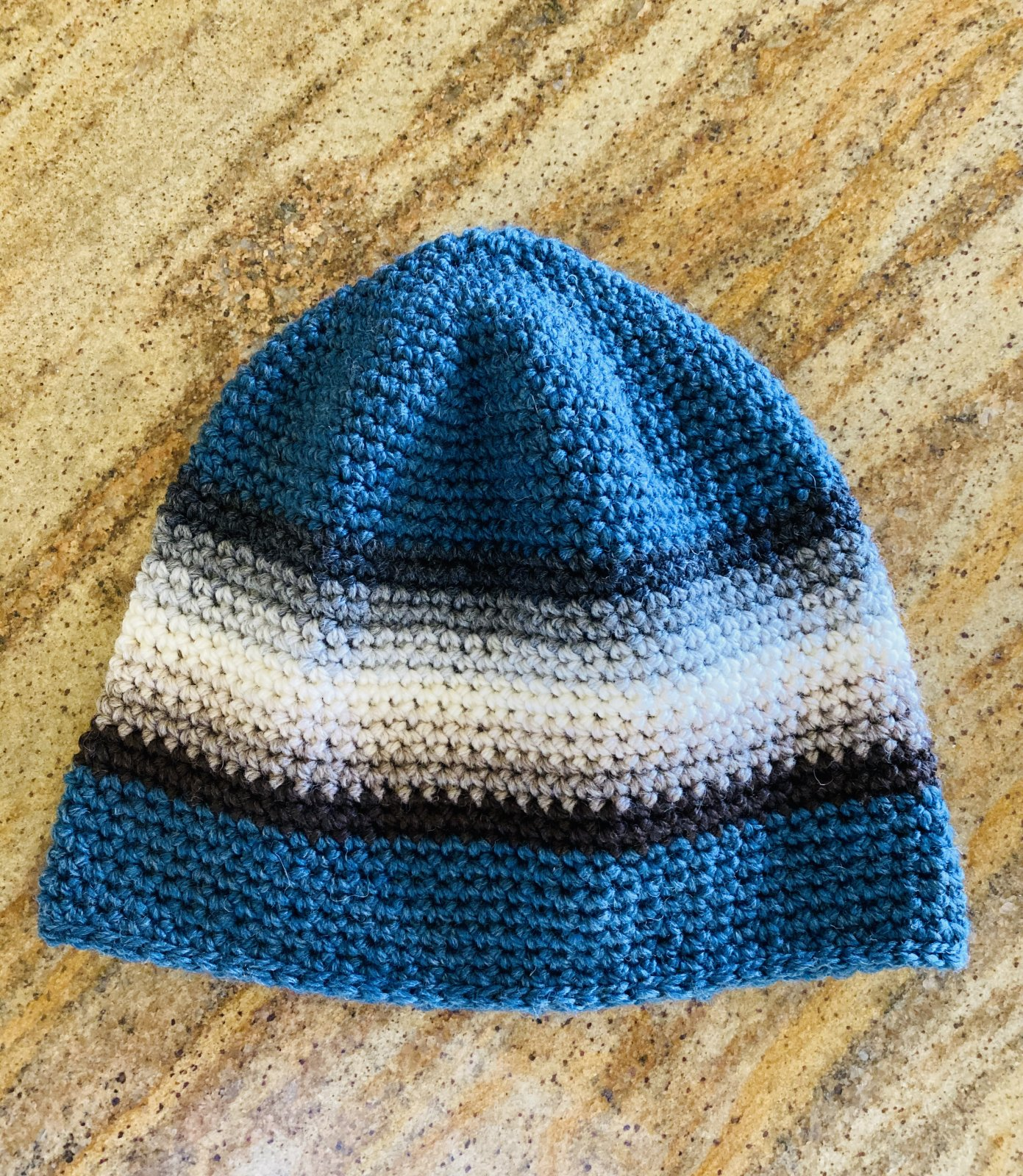 Yarn Crawl Kit! - Breckenridge Hat (crochet)