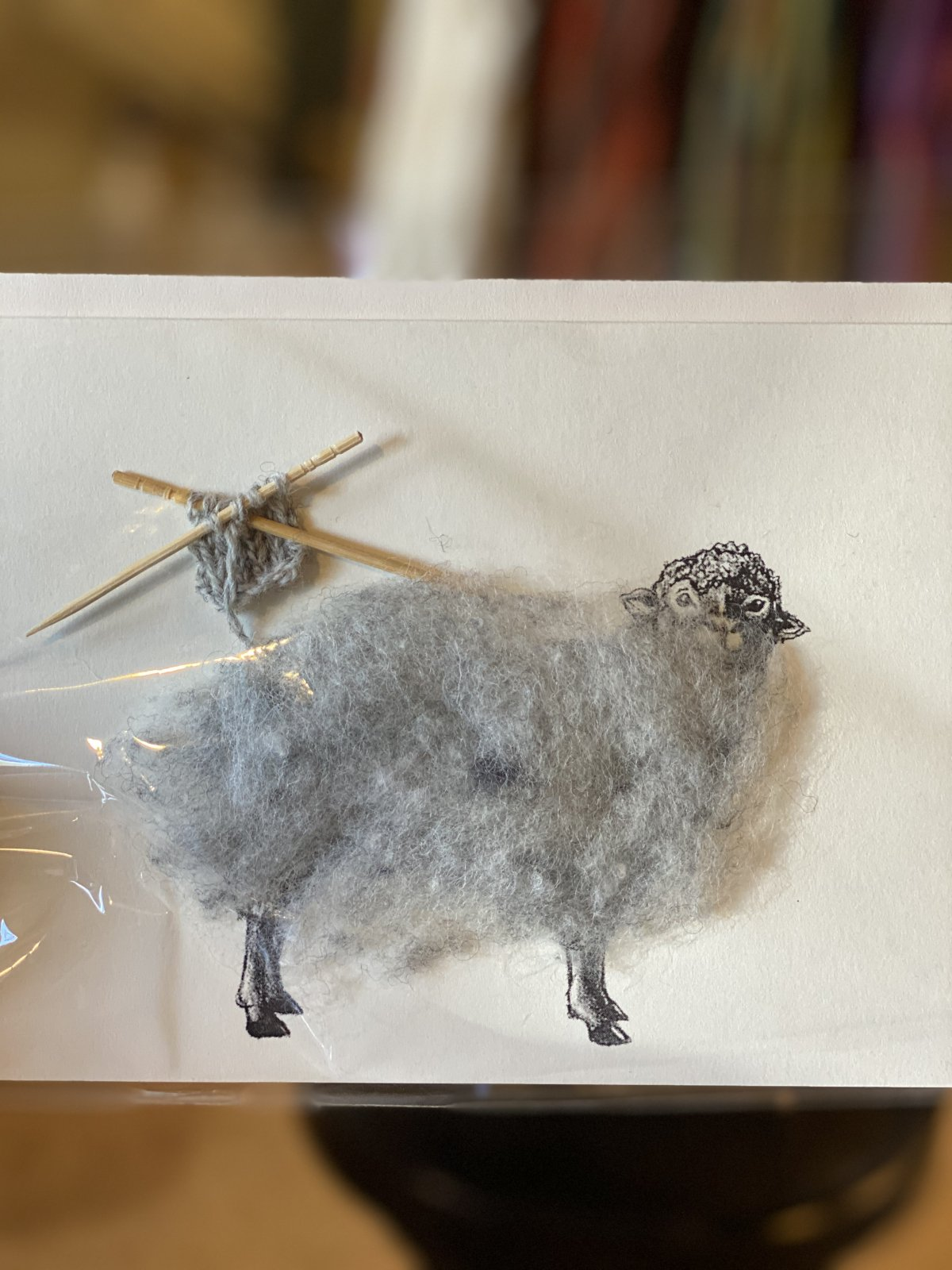 Susan Guagliumi Sheep Cards
