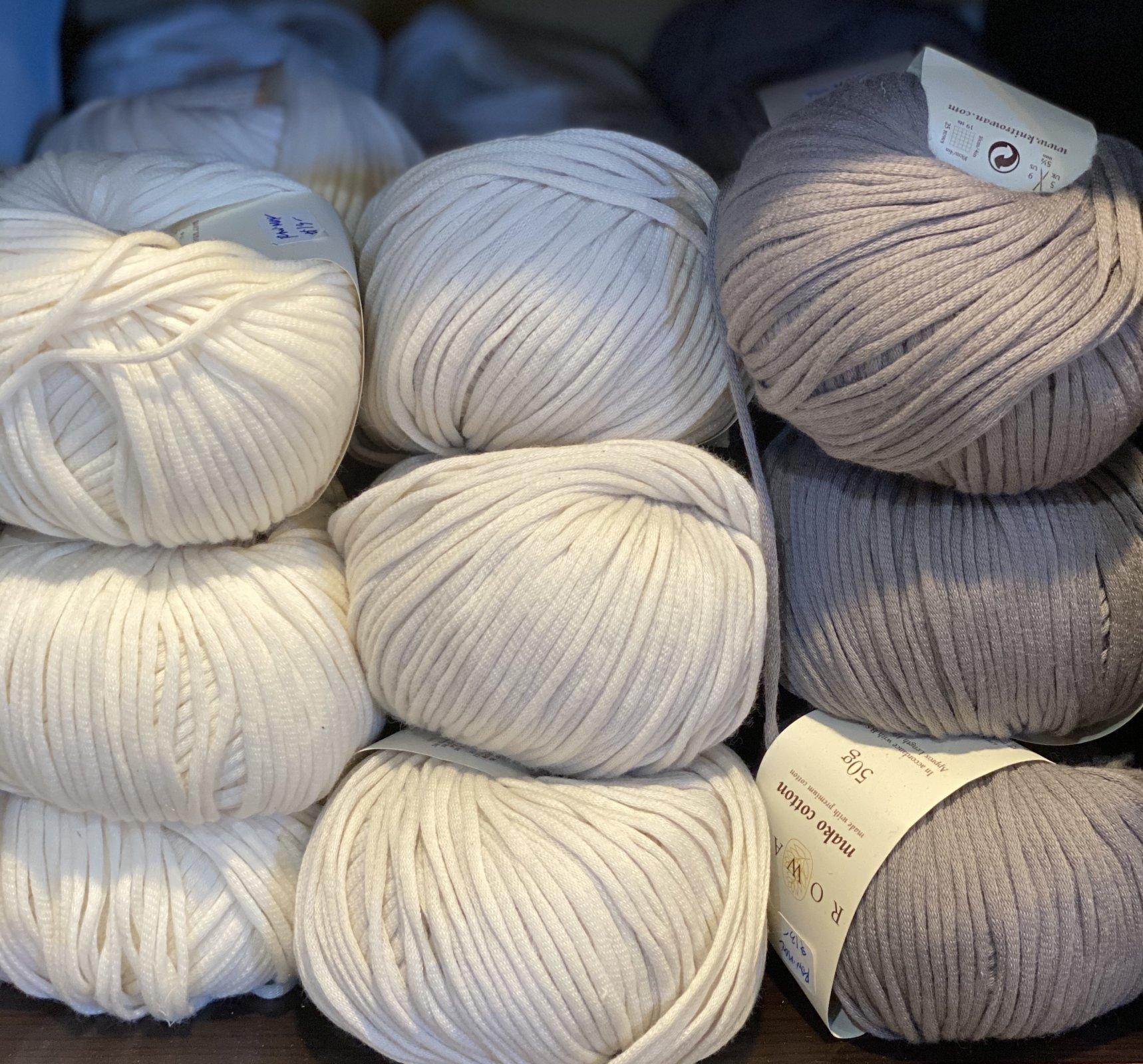 Mako Cotton