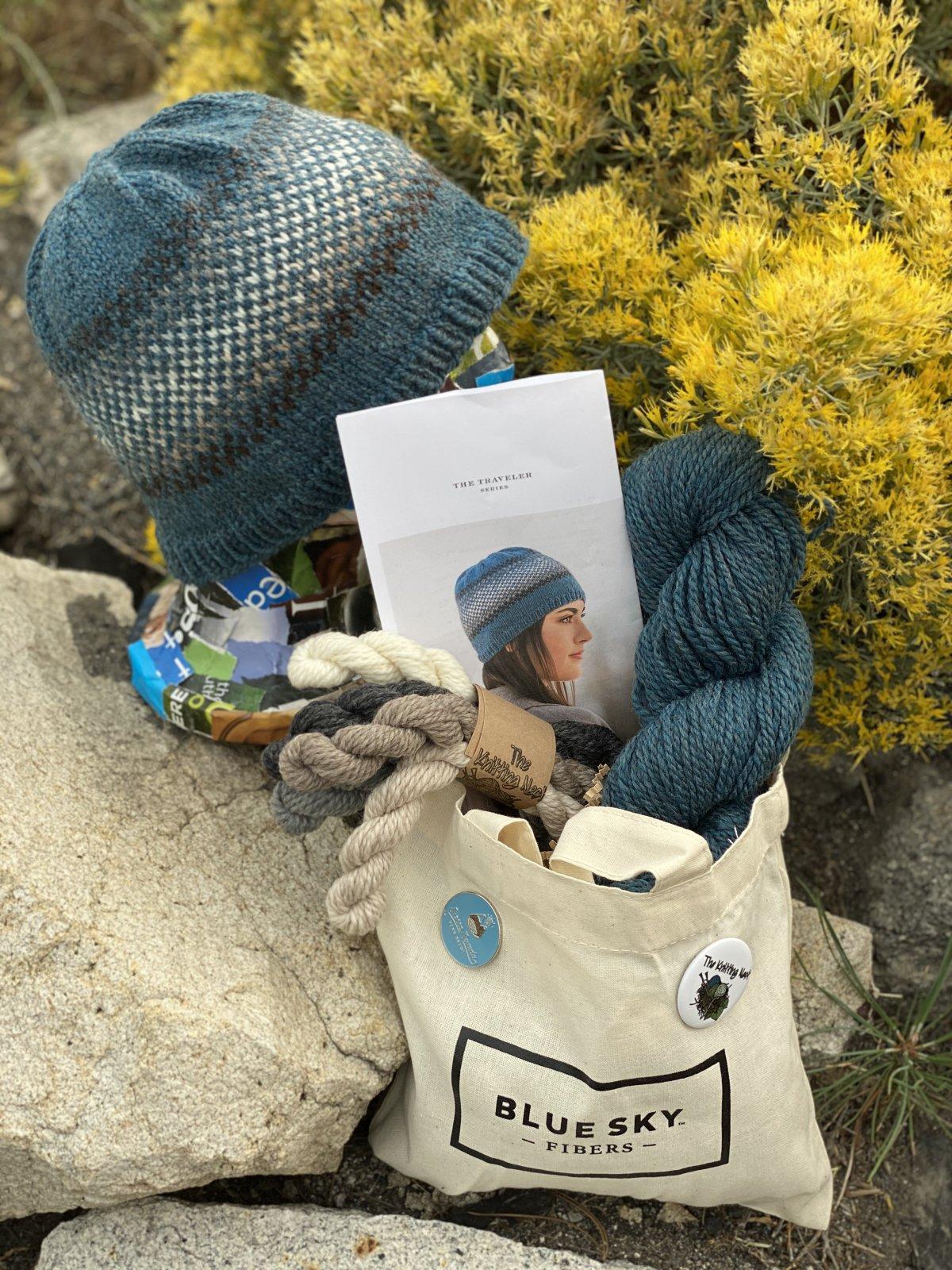 Yarn Crawl Kit! Breckenridge Hat