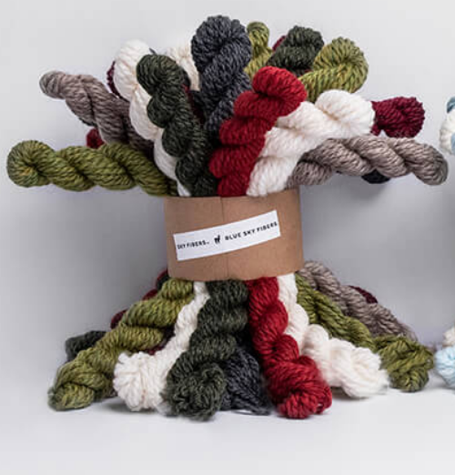Holiday Woolstok Bundle