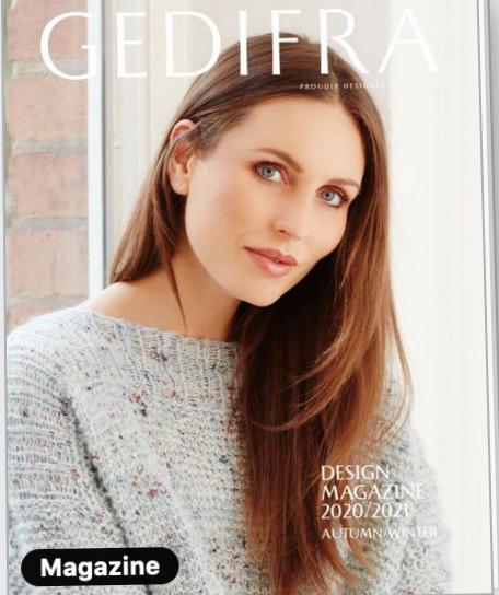 Gedifra Fall/Winter 2020 Magazine