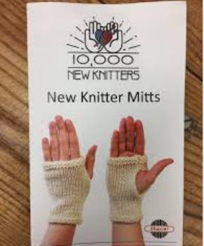 New Knitter Mitts Kit