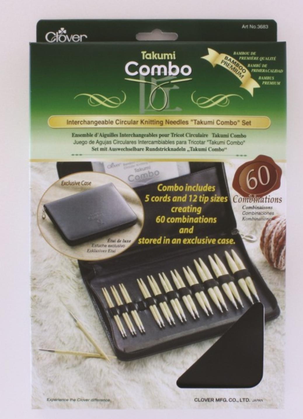 Takumi Combo Interchangeable Needle Set